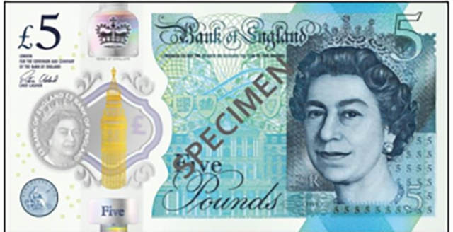 bank note changes for business