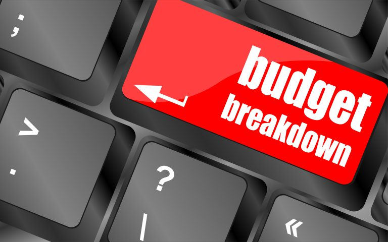Budget update for tradespeople