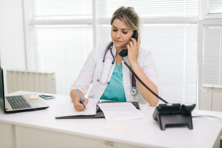 Remote doctors appointment