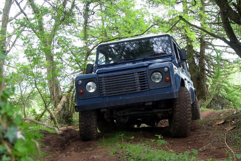 How To Insure Your 4x4