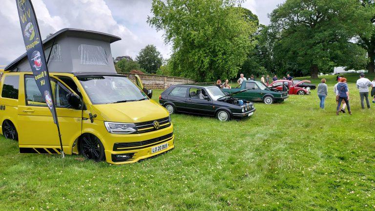 VW Campervan festival